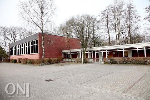 Die Waldorfschule will die kleine Sporthalle der jetzigen Hauptschule als Theaterraum umbauen. Für den Vereinssport des TuS Sandhorst ist dann kein Platz mehr. Foto: Banik
